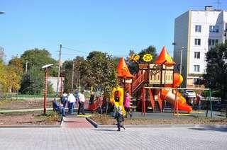 Недочеты в новой парковой зоне в Уссурийске будут устранены в кротчайшие сроки