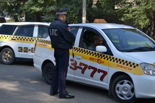 Госавтоинспекция в Уссурийске подвела итоги профилактической операции «Такси»