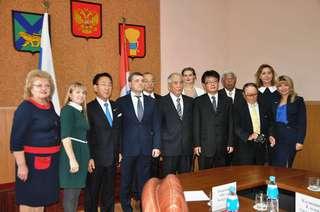 Делегация из Японии общества дружбы «Хакусан-Россия» посетила Уссурийский городской округ