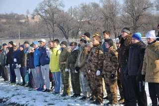 Интерес уссурийской молодежи к военно-спортивным играм растет