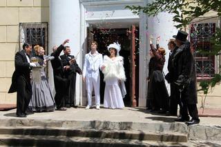На сцене театра Восточного военного округа русская классика