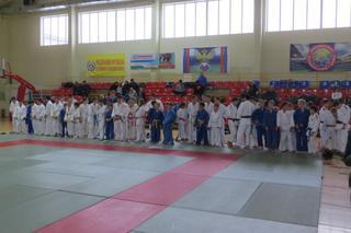 В Уссурийске прошло открытое первенство по борьбе дзюдо