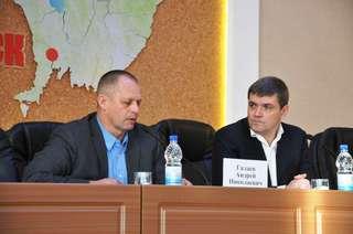 О ярмарках, содержании полевых дорог сельхозпроизводители Уссурийска спросили у главы администрации