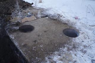 В Уссурийске в канализационном коллекторе обнаружен труп женщины