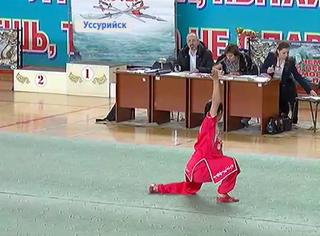 Чемпионат и Первенство Приморского края по ушу прошли в Уссурийске