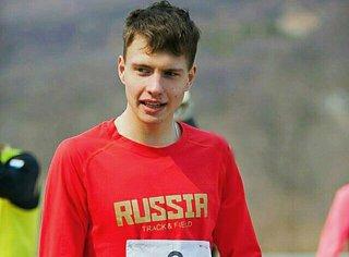 Юный легкоатлет из Уссурийска взял золото на первенстве России