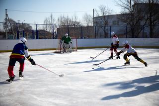 Турнир по хоккею памяти учителя прошел в с. Борисовка
