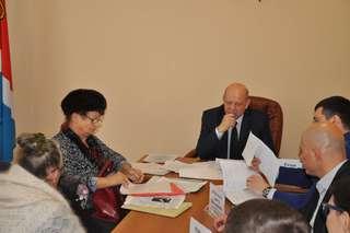 Уполномоченный по правам человека провел выездной прием граждан в Уссурийске