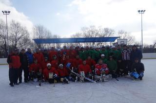 «Зимняя классика» в селе Борисовка