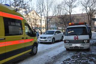 Жителей дома в Уссурийске сегодня разбудили тревожные сигналы сецмашин