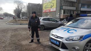 21 марта сотрудники уссурийской автоинспекции провели профилактический рейд «Ваш пассажир – ребёнок»