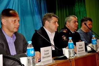 Глава администрации УГО встретился с жителями сел Долины, Заречное, Баневурово и Горно-Таежное
