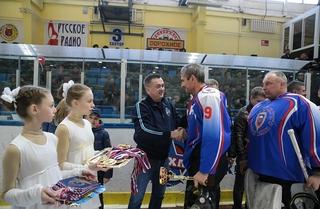 Хоккейный Кубок Клиза разыграли в Уссурийске