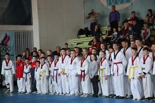 Открытый чемпионат и первенство по тхэквондо ВТФ состоялись в Уссурийске