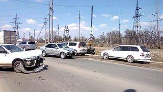 В аварии в Уссурийске погиб 5-месячный младенец