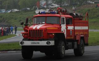 В результате взрыва в Уссурийске пострадал человек