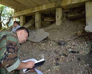 Дорожные объекты и мосты Уссурийского городского округа проверяют эксперты