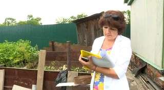 В Уссурийске начата оценка ущерба от паводка