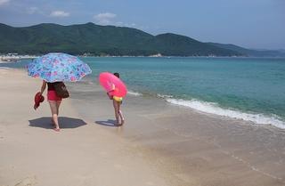 Ещё два пляжа в Приморье разрешены для купания