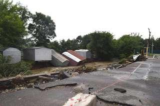 Более тысячи заявлений принято от пострадавших от паводка для оценки ущерба