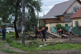 Аварийно-восстановительные работы в Уссурийском городском округе подходят к концу