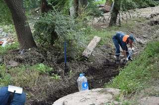 Работы по расчистке улиц Уссурийска от мусора завершены