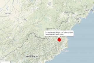 Шестибалльное землетрясение в Северной Корее ощутили на юге Приморья