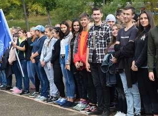 Слет волонтёров вновь встретил активную молодежь Уссурийского городского округа