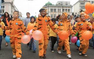 Более 600 уссурийцев примут участие в «тигрином» шествии 24 сентября