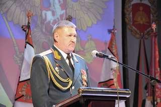 С погибшим в Сирии генералом Асаповым простятся в Уссурийске