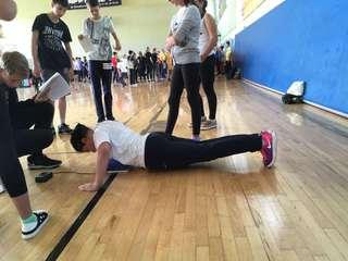 Фестиваль ВФСК ГТО собрал активную и спортивную молодежь округа в Уссурийске