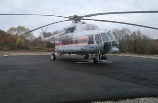Четыре вертолётные площадки построили в отдалённых сёлах Уссурийска