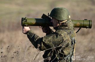 В Приморье около двух тысяч военных принимают участие в учениях ВДВ