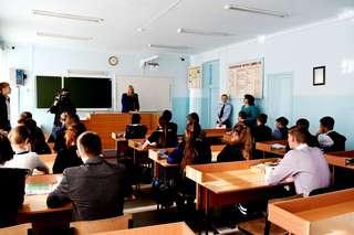 В уссурийских школах прошел урок правовой грамотности