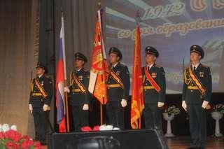 В Уссурийске свое 75-летие отметила восьмая зенитно-ракетная бригада