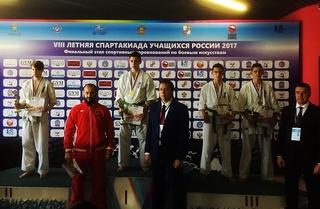 Уссурийский каратист завоевал «бронзу» Спартакиады