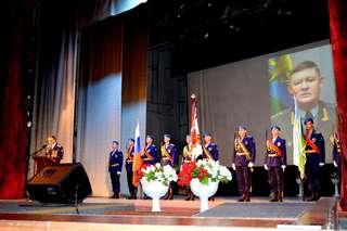 В Уссурийске 83–ю десантную бригаду поздравили с днем рождения