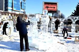 25 декабря откроется ледовый городок на центральной площади Уссурийска