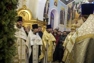 Главное рождественское богослужение в Приморье в этом году прошло в Уссурийске
