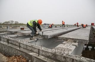 Новый мостовой переход появится в УГО