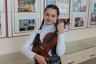 Маленькая жительница Уссурийска примет участие в IV Международном конкурсе скрипачей