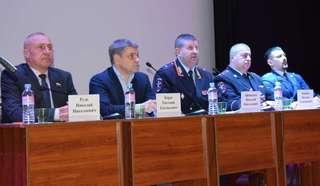 Начальник УМВД России по Приморскому краю встретился с жителями с. Борисовка