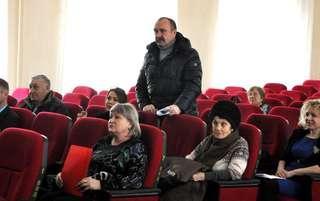 Дизайн-проекты дворовых территорий обсудили в администрации Уссурийска