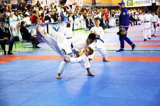 Уссурийские каратисты привезли домой награды со Всероссийских соревнований