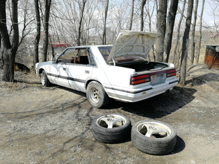 Житель Уссурийска украл колеса прямо из багажника автомобиля