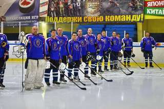 Турнир по хоккею памяти подполковника Романа Клиза открылся в Уссурийске