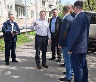 Глава администрации Уссурийска провел выездное совещание в микрорайоне «5-6 км»