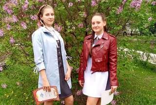 Уссурийские школьницы стали победителями во Всероссийском открытом конкурсе интерактивных работ