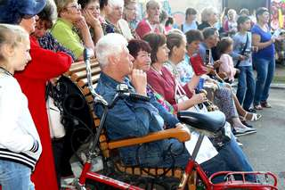 Марафон летних вечеров для жителей старшего поколения стартовал в Уссурийске