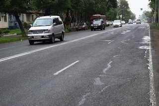 Глава администрации Уссурийска инспектирует дороги города